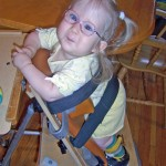 In the Stander (13 mo.)